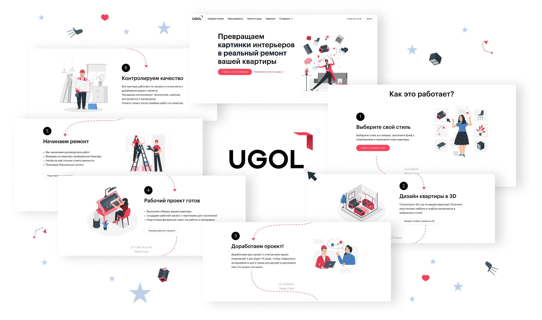 Website ugol.me